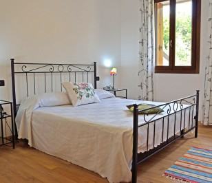 Camera Verde - Bed and Breakfast Paglia e Fieno